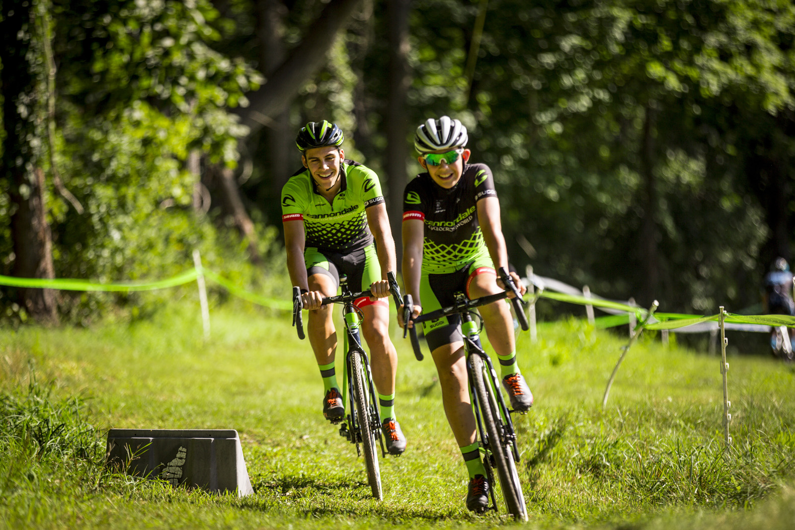 The team will be comprised of four pro riders:  Stephen Hyde:  2015 was his breakout year, climbing up to 15th in the world, beating the U.S. national champion twice at the Derby City 'Cross event and claiming the top American position at World Championsh