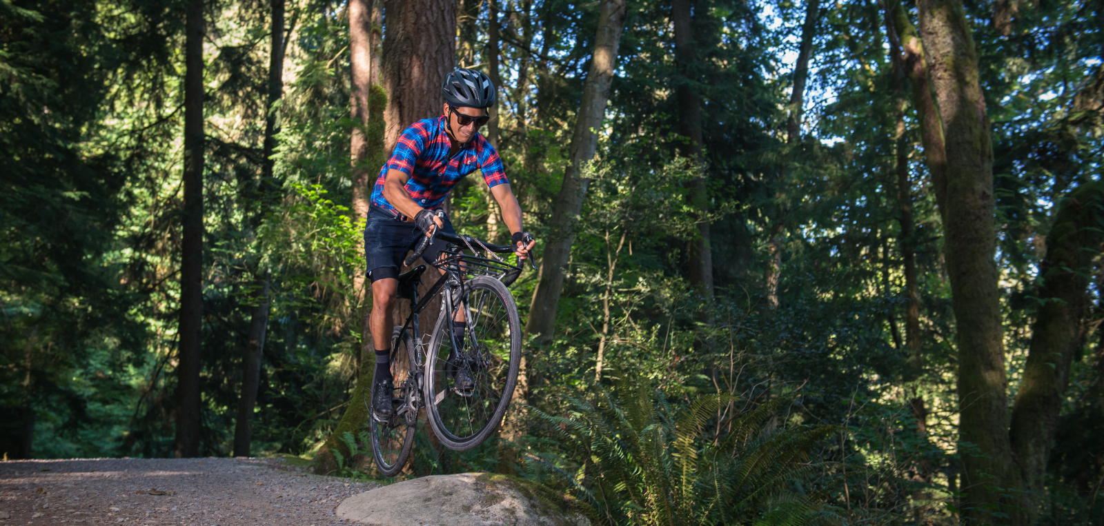SUGOI Lumberjack Jersey (2016) - Canadian Camo in Action