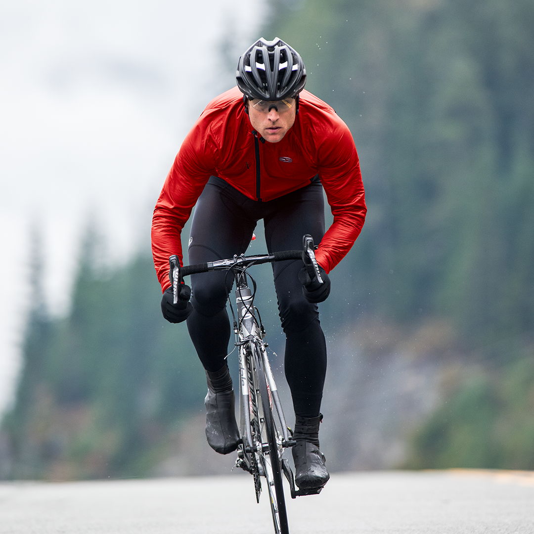 SUGOI RSE Alpha Bike Jacket, Fall 2016 Collection