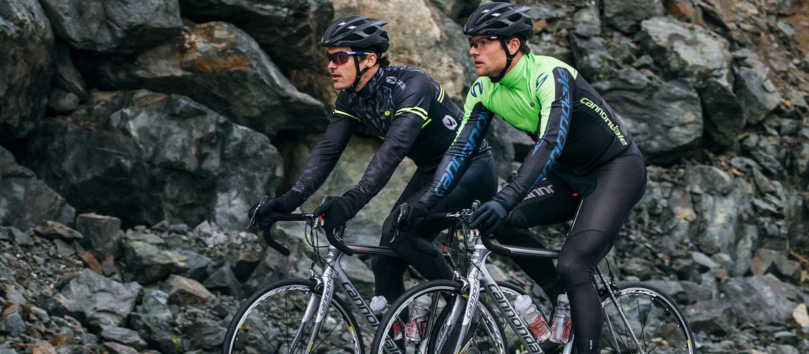 SUGOI Fall Cycling Collection